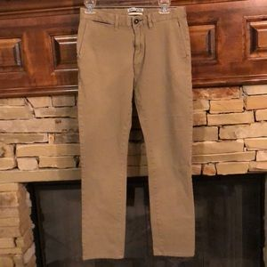 Billabong khaki pants size 30